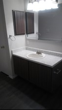 Bathroom at Listing #137115