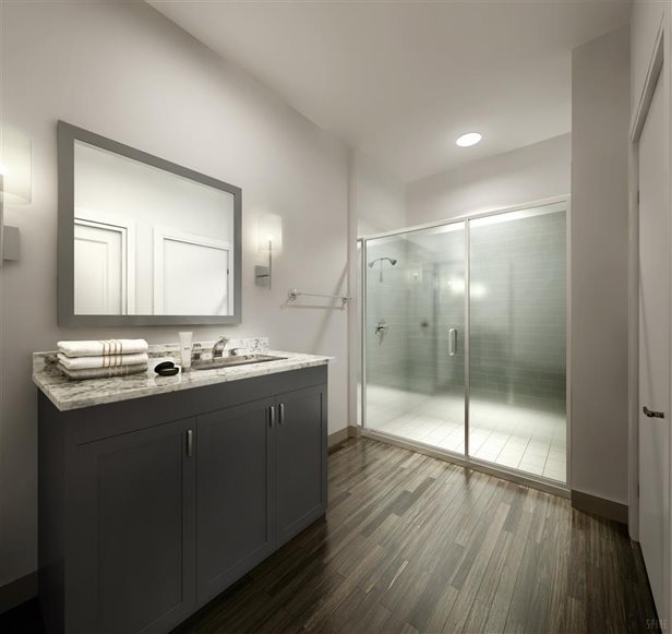 Bathroom at Listing #277913