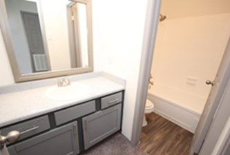 Bathroom at Listing #137054