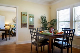 Dining at Listing #233723