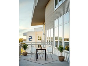 Terrace at Listing #263368