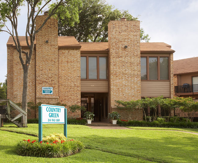 Country Green Apartments Dallas TX