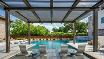 Pool at Listing #294918