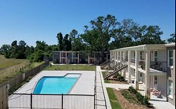 Pool at Listing #139352