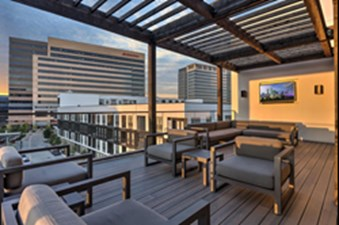 Rooftop Lounge at Listing #281397