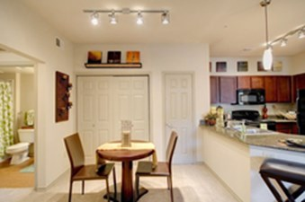 Dinning/Kitchen at Listing #146273