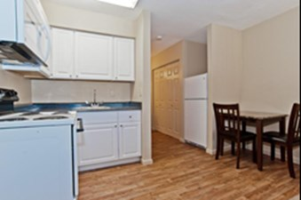 Dining/Kitchen at Listing #213987