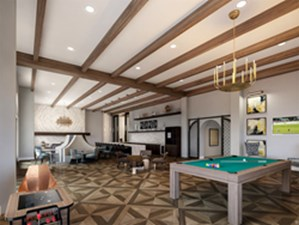 Clubhouse at Listing #305261