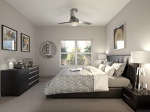 Bedroom at Listing #313698