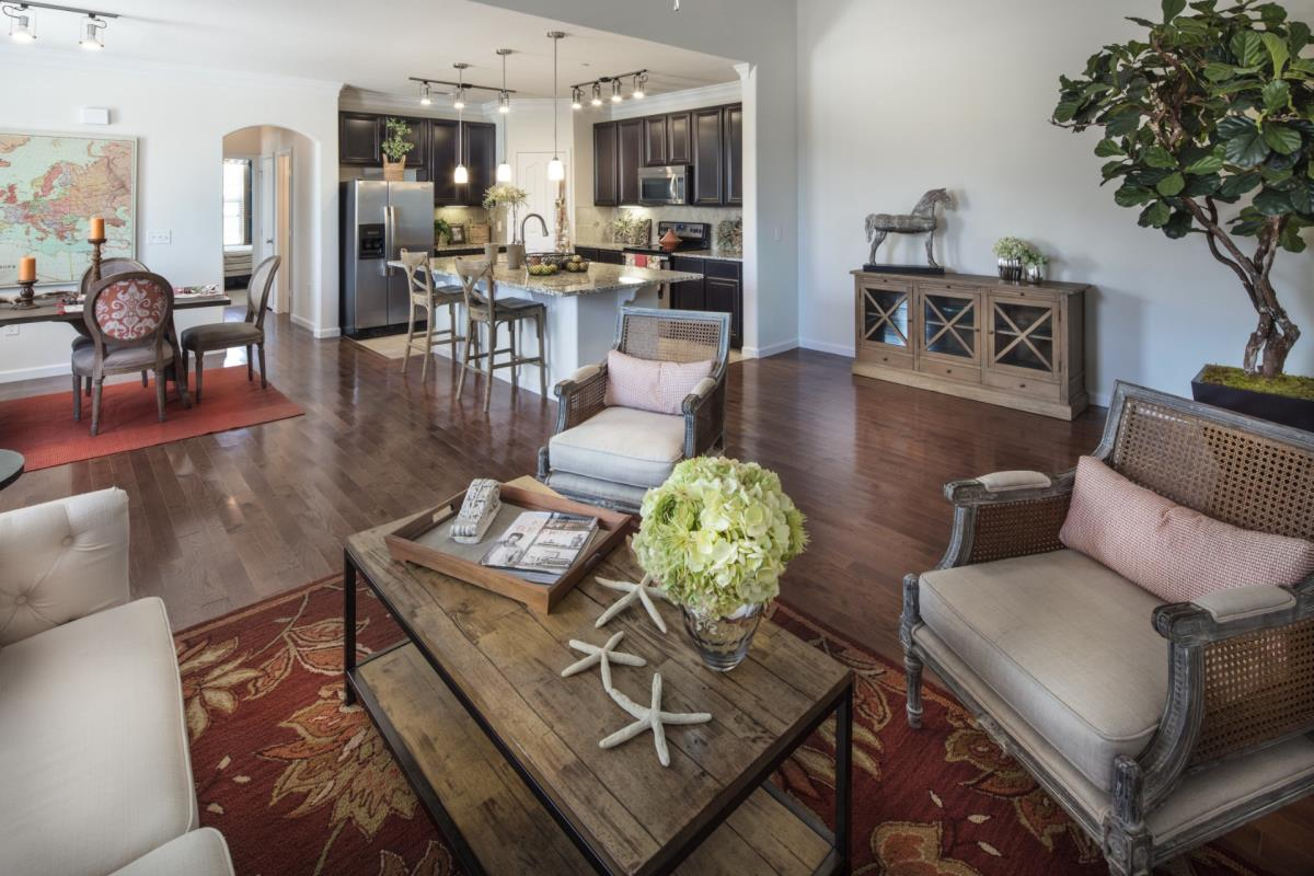 Living Area at Listing #224145