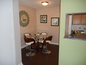 Dining Room at Listing #139958