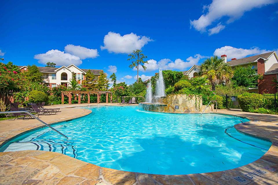 Pool at Listing #144172