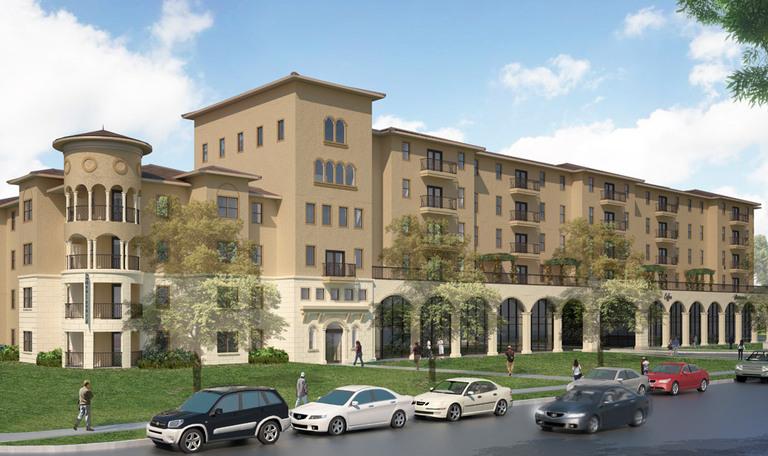 Prado Apartments San Antonio TX