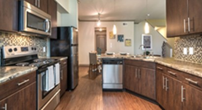Kitchen at Listing #149819