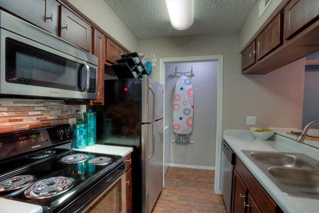 Kitchen at Listing #135826