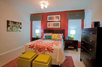 Bedroom at Listing #151626