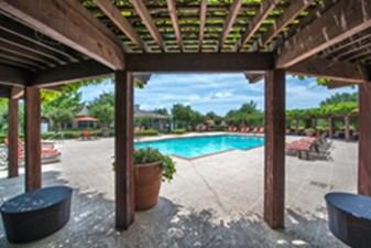 Pool at Listing #144638