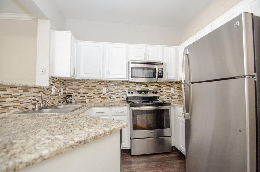 Kitchen at Listing #140146