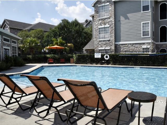 Pool at Listing #144450