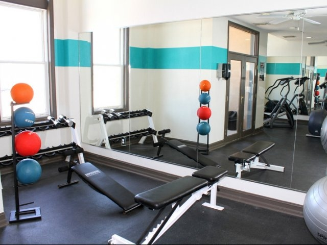Fitness at Listing #138159