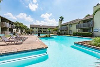 Pool at Listing #138799