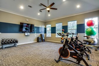 Fitness Center at Listing #146942