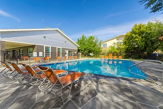 Pool at Listing #143445
