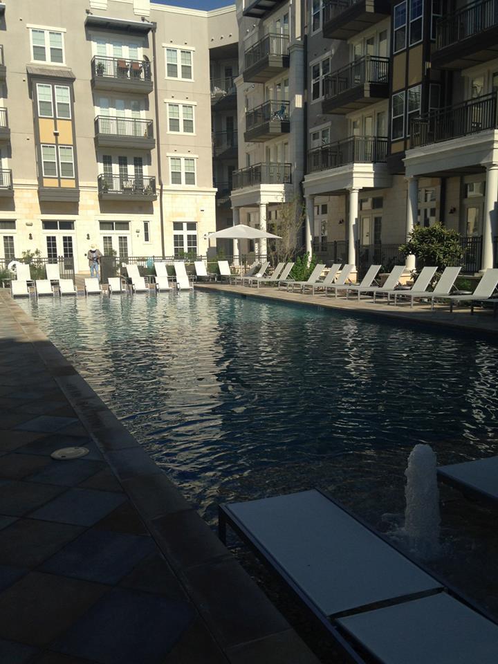 Pool at Listing #149858