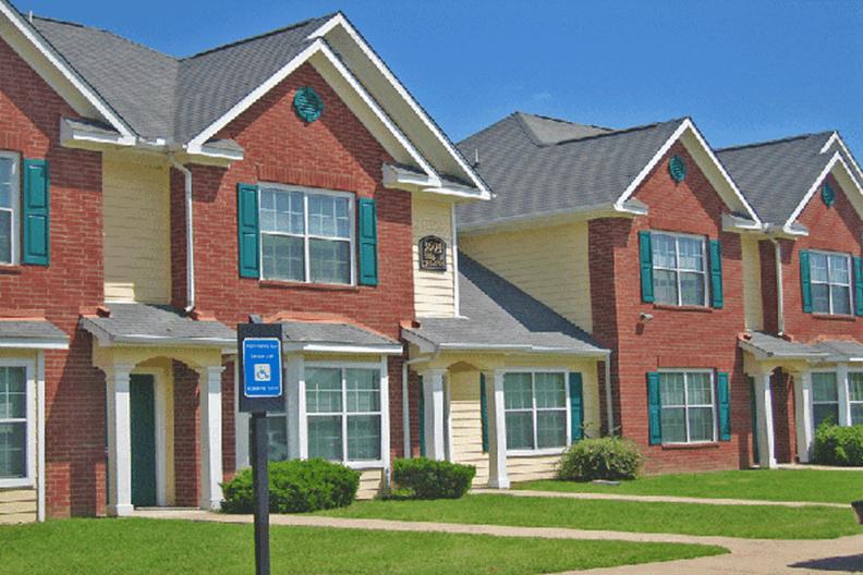 Diamond Hill Apartments