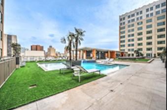 Pool at Listing #145783