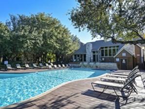 Pool at Listing #140538