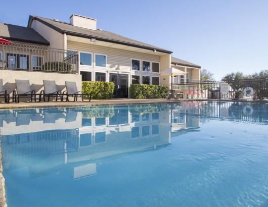 Pool at Listing #136435