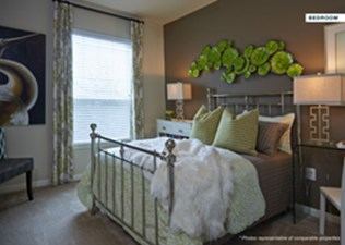 Bedroom at Listing #265592