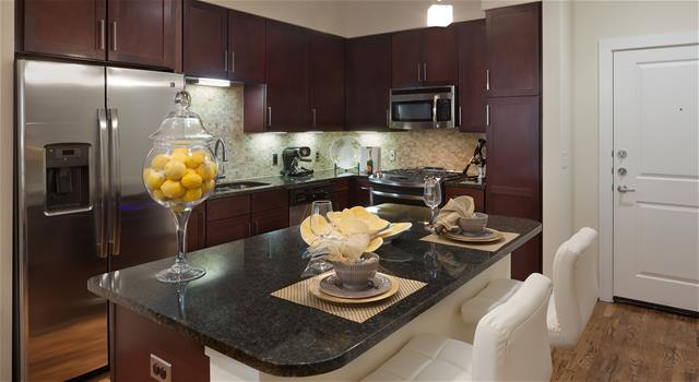 Kitchen at Listing #229077