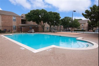 Pool at Listing #135650