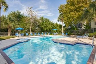 Pool at Listing #138255