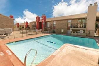 Pool at Listing #136838