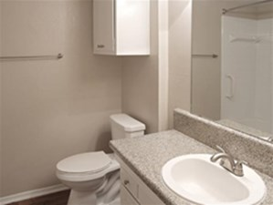 Bathroom at Listing #135716