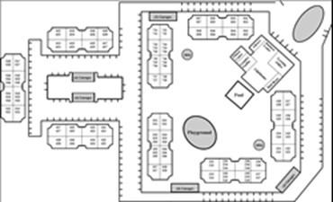 Map at Listing #145714