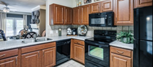 Kitchen at Listing #140642