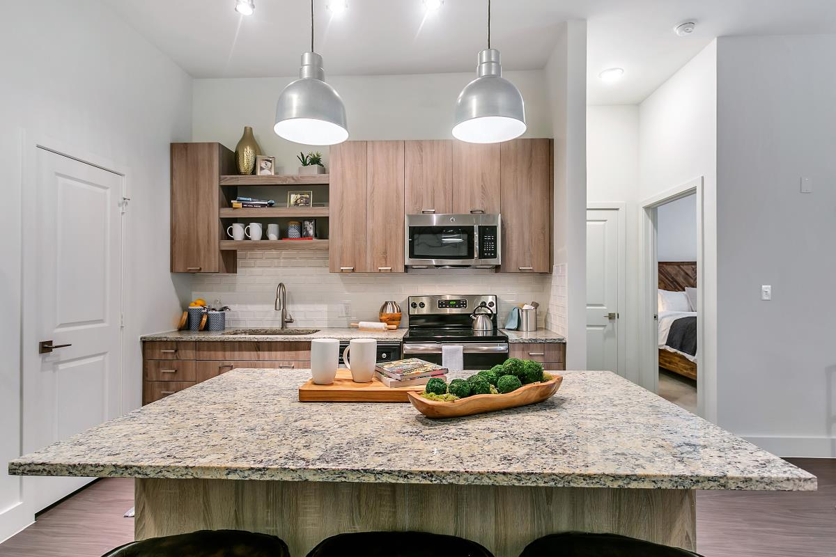 Kitchen at Listing #261270