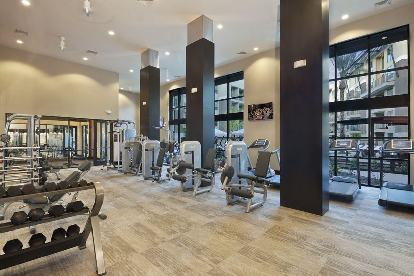 Fitness at Listing #244199