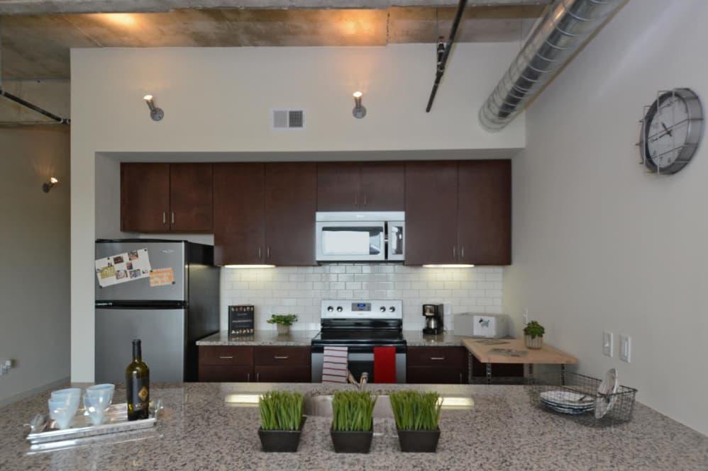 Kitchen at Listing #153065