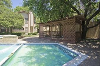 Pool at Listing #136351
