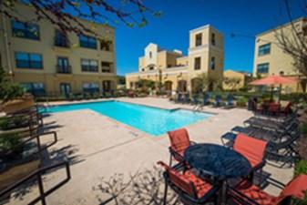 Pool at Listing #144779
