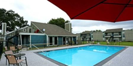 Pool at Listing #144484