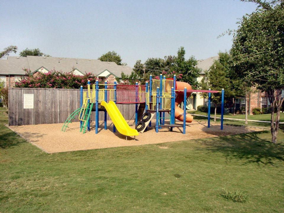 Playground at Listing #137580