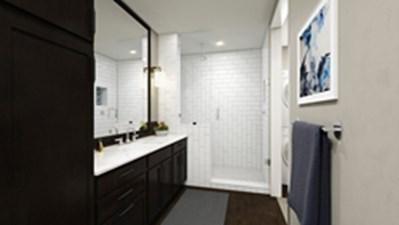 Bathroom at Listing #279577
