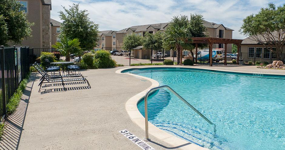 Pool at Listing #147788