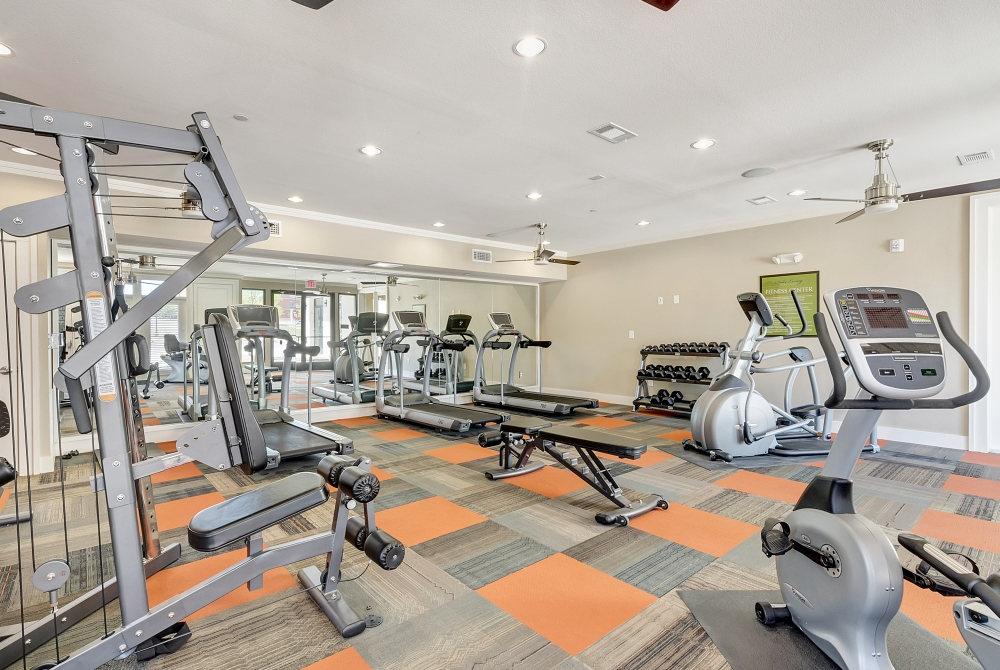 Fitness at Listing #250222